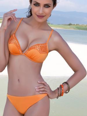 Бикини AMAREA. Цвет: оранжевый