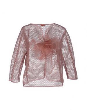 Пиджак MACRÍ. Цвет: телесный