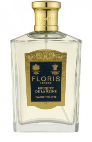 Туалетная вода Bouquet de la Reine Floris. Цвет: бесцветный