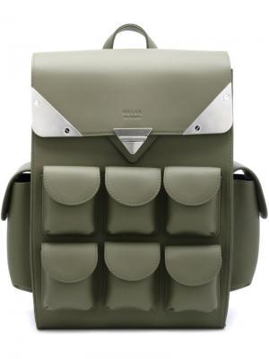 Рюкзак Voyager Valas. Цвет: зелёный