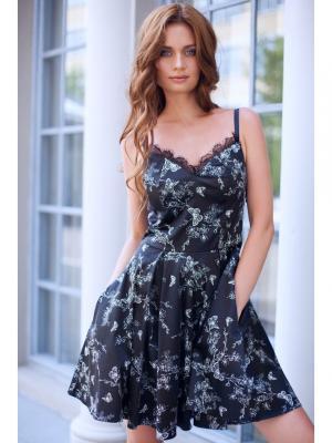 Платье Бабочки Вестетика
