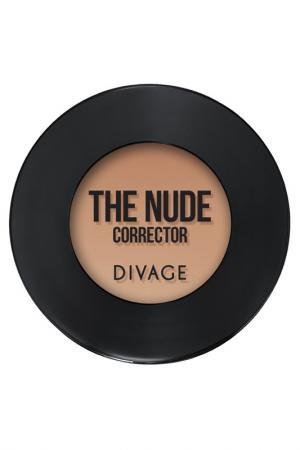 Корректор для лица Divage. Цвет: коричневый