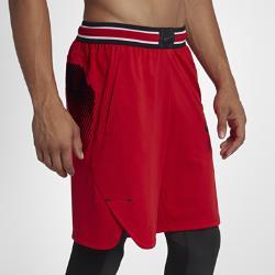 Мужские баскетбольные шорты  AeroSwift 23 см Nike. Цвет: красный