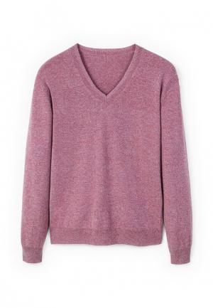 Пуловер Mango Man. Цвет: розовый