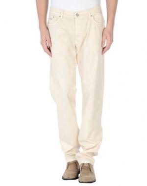 Повседневные брюки HARMONT&BLAINE. Цвет: слоновая кость
