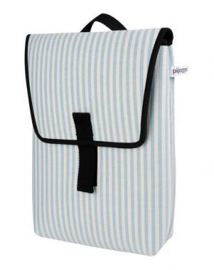 Рюкзаки и сумки на пояс PIJAMA. Цвет: небесно-голубой