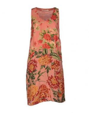 Короткое платье NICE THINGS BY PALOMA S.. Цвет: пастельно-розовый