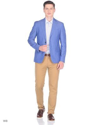 Пиджак Eden Park. Цвет: синий, голубой