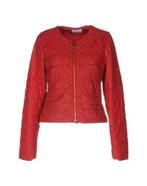 Куртка ANNARITA N TWENTY 4H. Цвет: красный