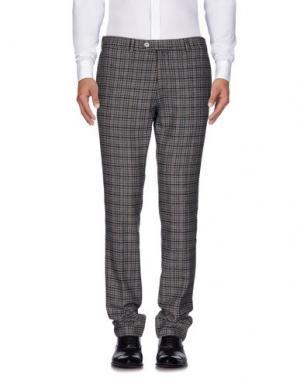 Повседневные брюки VERDERA. Цвет: серый