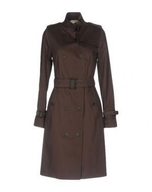 Легкое пальто FIRMA. Цвет: светло-коричневый