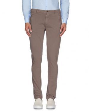 Повседневные брюки JEORDIE'S. Цвет: светло-коричневый