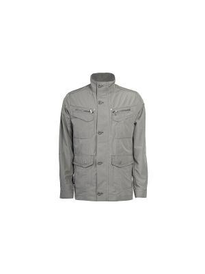 Куртка HAGENSON. Цвет: серо-зеленый