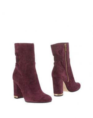 Полусапоги и высокие ботинки MICHAEL KORS. Цвет: фиолетовый