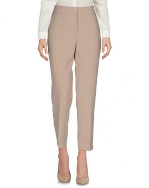 Повседневные брюки -A-. Цвет: песочный