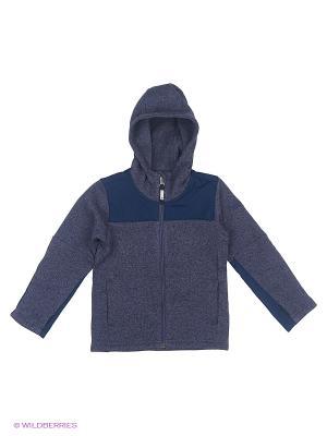 Толстовка B Hochmoos H Adidas. Цвет: серый