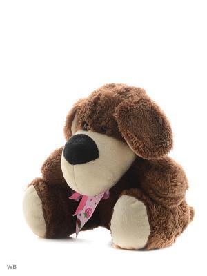 Собачка Ассорти. Цвет: коричневый