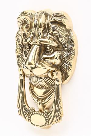 Дверной молоток Stilars. Цвет: золотой