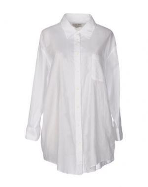 Pубашка POLO JEANS COMPANY. Цвет: белый
