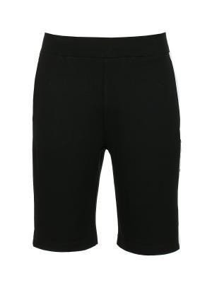 Шорты DKNY. Цвет: черный
