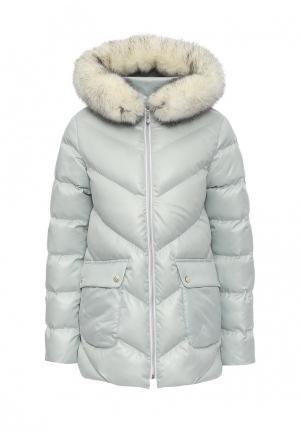 Куртка утепленная Imocean. Цвет: мятный
