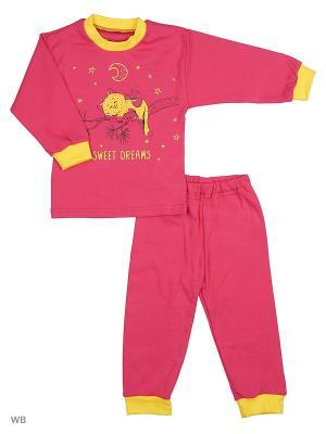 Пижамы Flip. Цвет: розовый