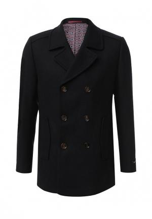 Пальто Ted Baker London. Цвет: синий