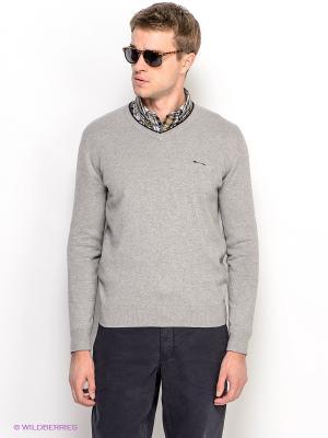 Пуловер ARROW. Цвет: серый