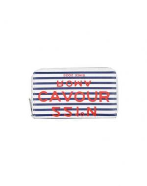 Бумажник 5PREVIEW. Цвет: темно-синий