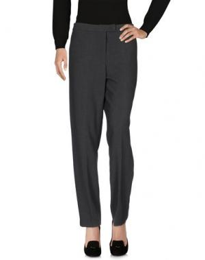Повседневные брюки CALALUNA. Цвет: серый