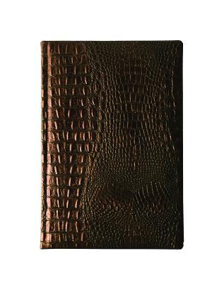 Ежедневник Alligator, А5 Bruno Visconti. Цвет: коричневый