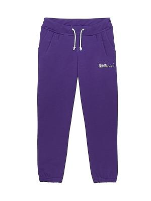 Брюки NinoMio. Цвет: фиолетовый