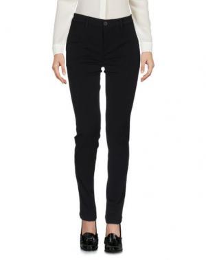 Повседневные брюки INX #THINK COLORED. Цвет: черный