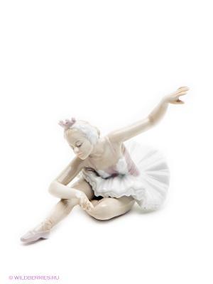 Фигурка Балерина Pavone. Цвет: молочный, белый