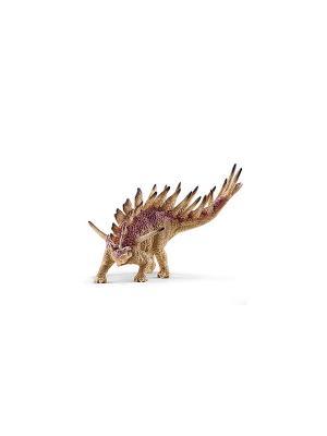 Кентрозавр SCHLEICH. Цвет: бежевый, бордовый