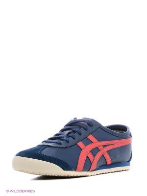 Спортивная обувь MEXICO 66 ONITSUKA TIGER. Цвет: синий, красный