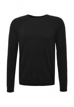 Джемпер Burton Menswear London. Цвет: черный