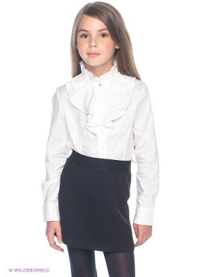 Блузка ACOOLA. Цвет: белый