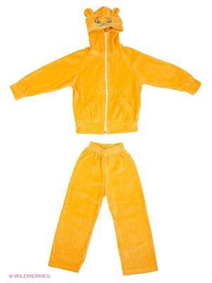 Костюм детский VISSON. Цвет: желтый