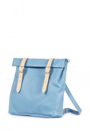 Рюкзак Kokosina. Цвет: голубой