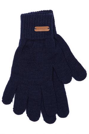 Перчатки U.S. Polo Assn.. Цвет: vr033 темно-синий
