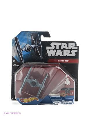 Звездолёт серии Звёздные войны Hot Wheels. Цвет: серый