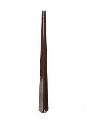 Ложка для обуви Salton Professional. Цвет: коричневый