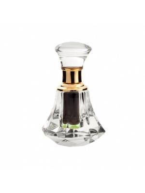 Концентрированое парфюмерное масло Зейтун №6 Чёрный Мускус, 3 мл. Цвет: темно-коричневый