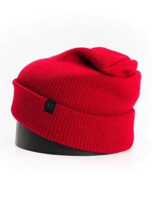 Шапка Vittorio Richi. Цвет: красный