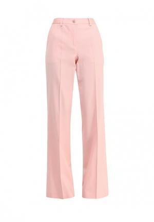 Брюки Boutique Moschino. Цвет: розовый