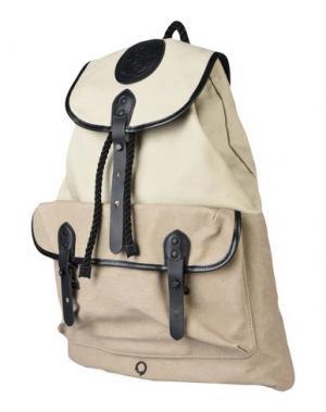 Рюкзаки и сумки на пояс STIGHLORGAN. Цвет: бежевый