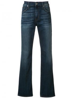 Джинсы прямого кроя Joes Jeans Joe's. Цвет: синий