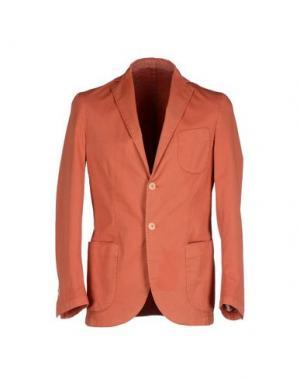 Пиджак GERMANO. Цвет: ржаво-коричневый