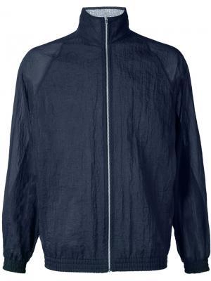 Куртка на молнии Cottweiler. Цвет: синий